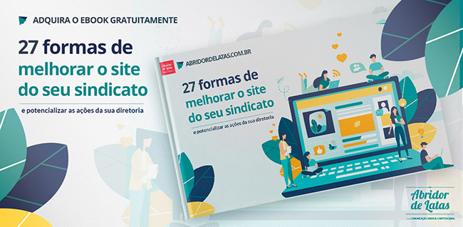 ebook sobre melhorar o site do sindicato